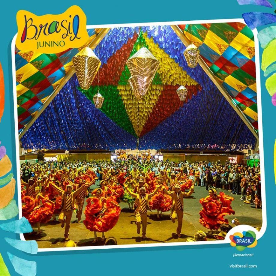 Brasil Junino - Festa Junina de Campina Grande