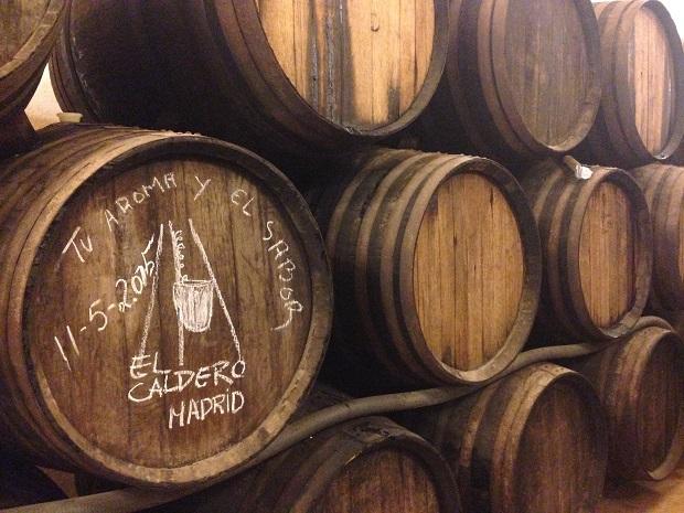 M%C3%BArcia Destilar%C3%ADa Viagem de Madrid a Múrcia para descobrir a origem do El Caldero