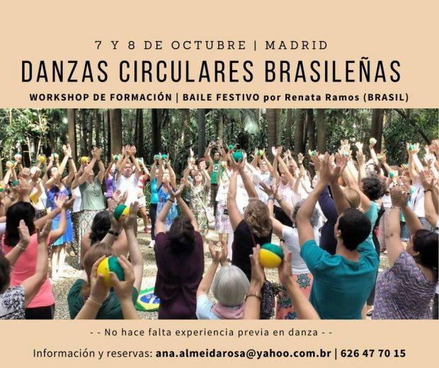 danzas circulares brasileiras
