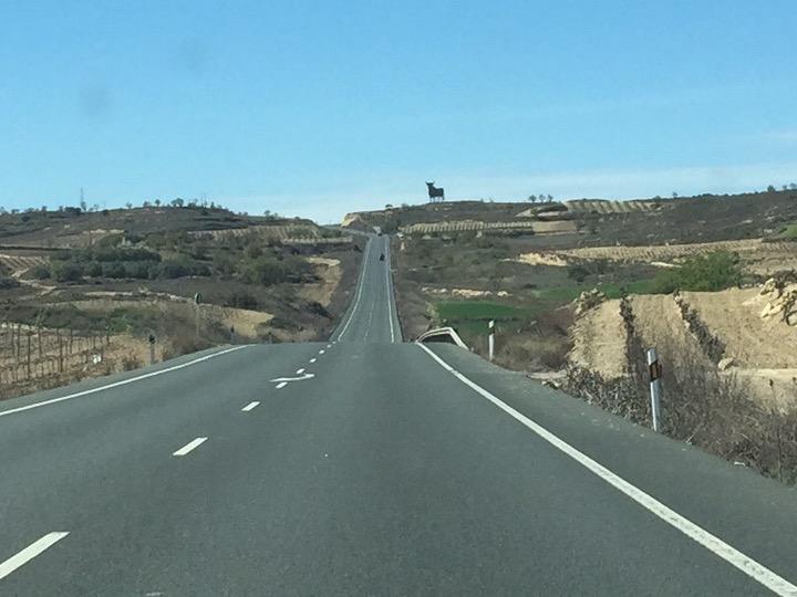 De Madrid a La Rioja