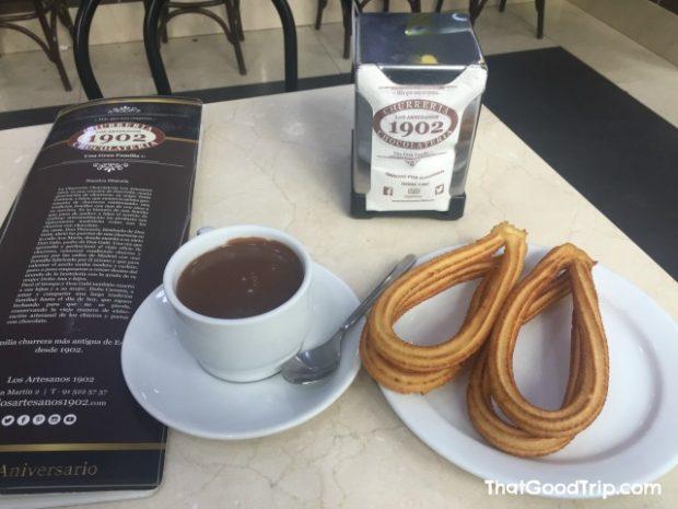 Chocolateria Los Artesanos1902