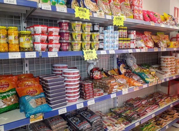 produtos brasileiros em Madrid