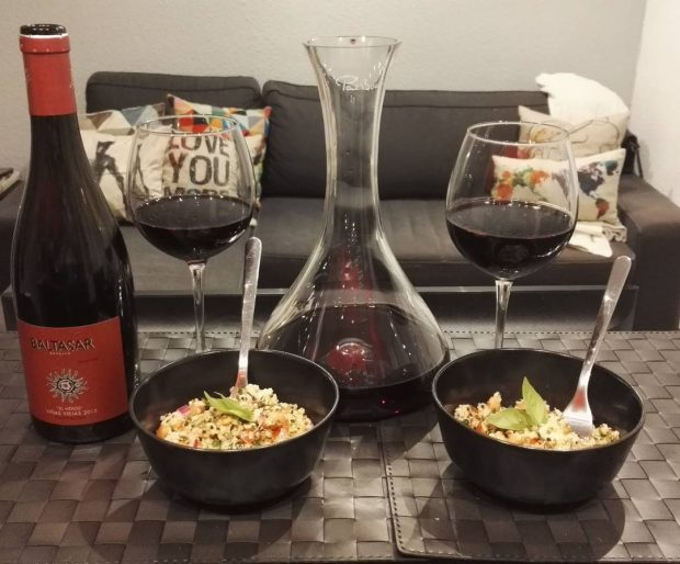 Vinho Espanhol Baltasar Gracián – Viñas Viejas 2015