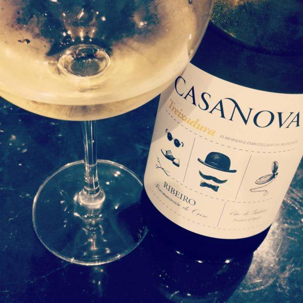 Vinho Espanhol Casanova - Blanco 2015