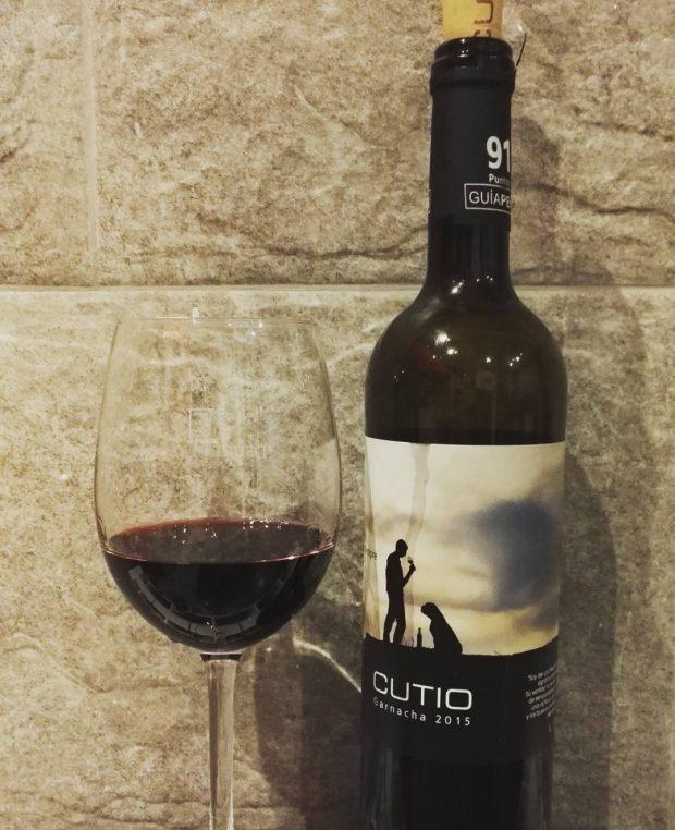 Vinho Espanhol Cutio -2015