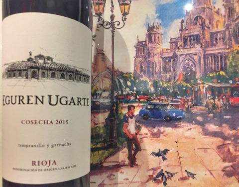 Vinho Espanhol: Eguren Ugarte