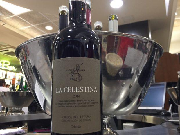 Vinho Espanhol La Celestina - Crianza 2014