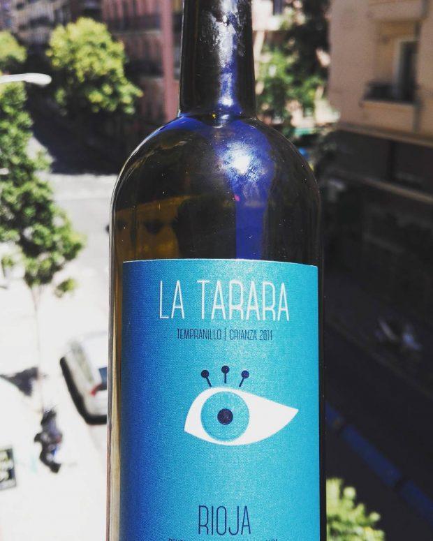 Vinho Espanhol La Tarara – Crianza 2014