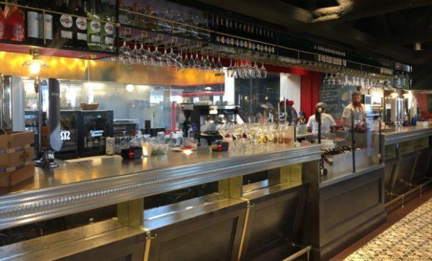 Bar da terraza Puertalsol