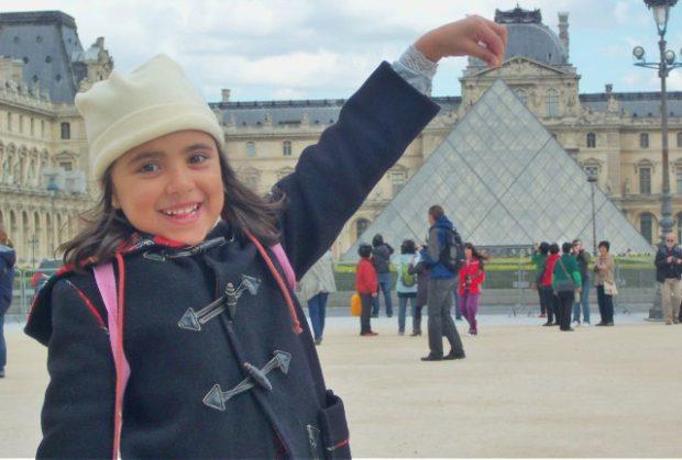 Aniversário em Paris