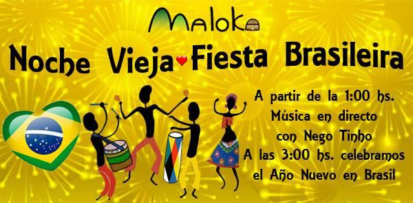 maloka - fiesta brasileira