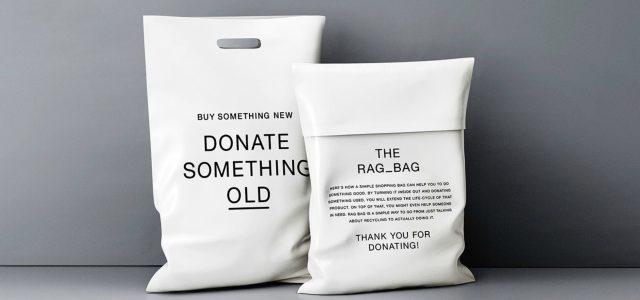 Campanha sueca de doação de roupa
