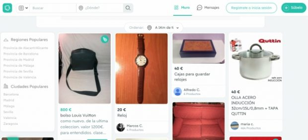 Wallapop Madrid