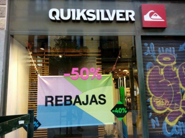 Promoções ou rebajas em Madrid