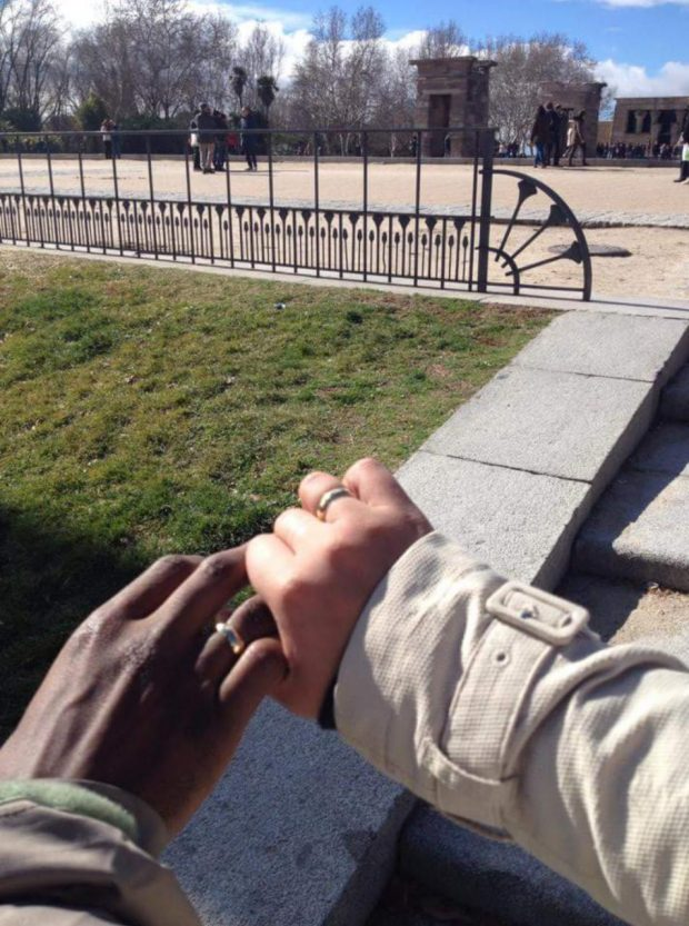 Historia de amor em Madrid - Fenanda Rangel 4