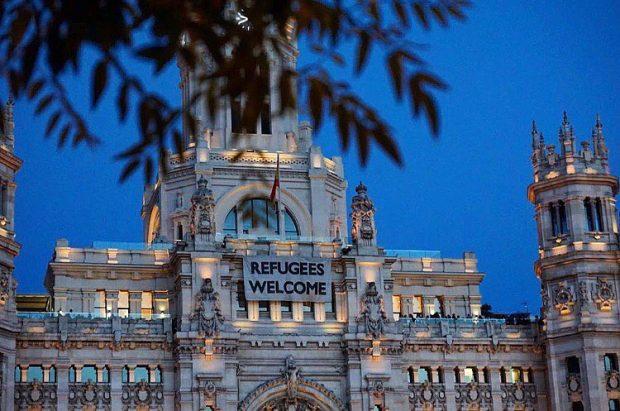 Palacio de Cibeles - Joana Tiso - Entre tapas y cañas