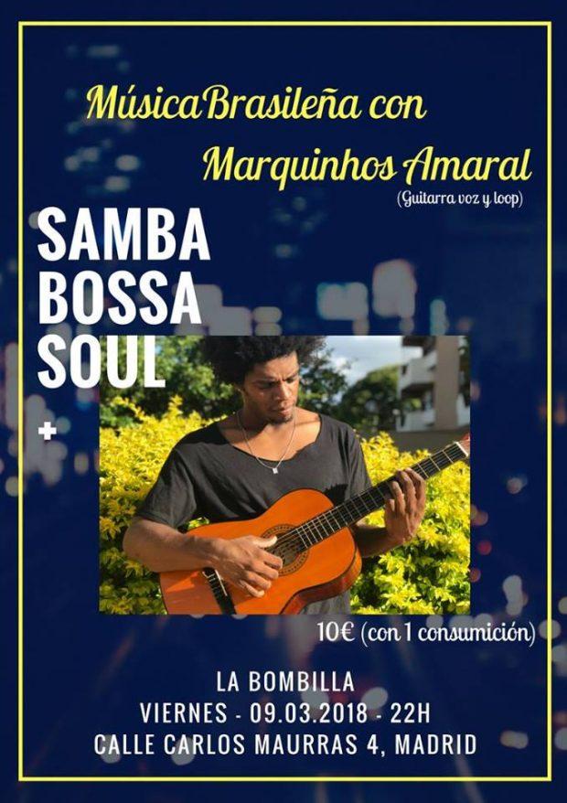 samba com marquinhos amaral