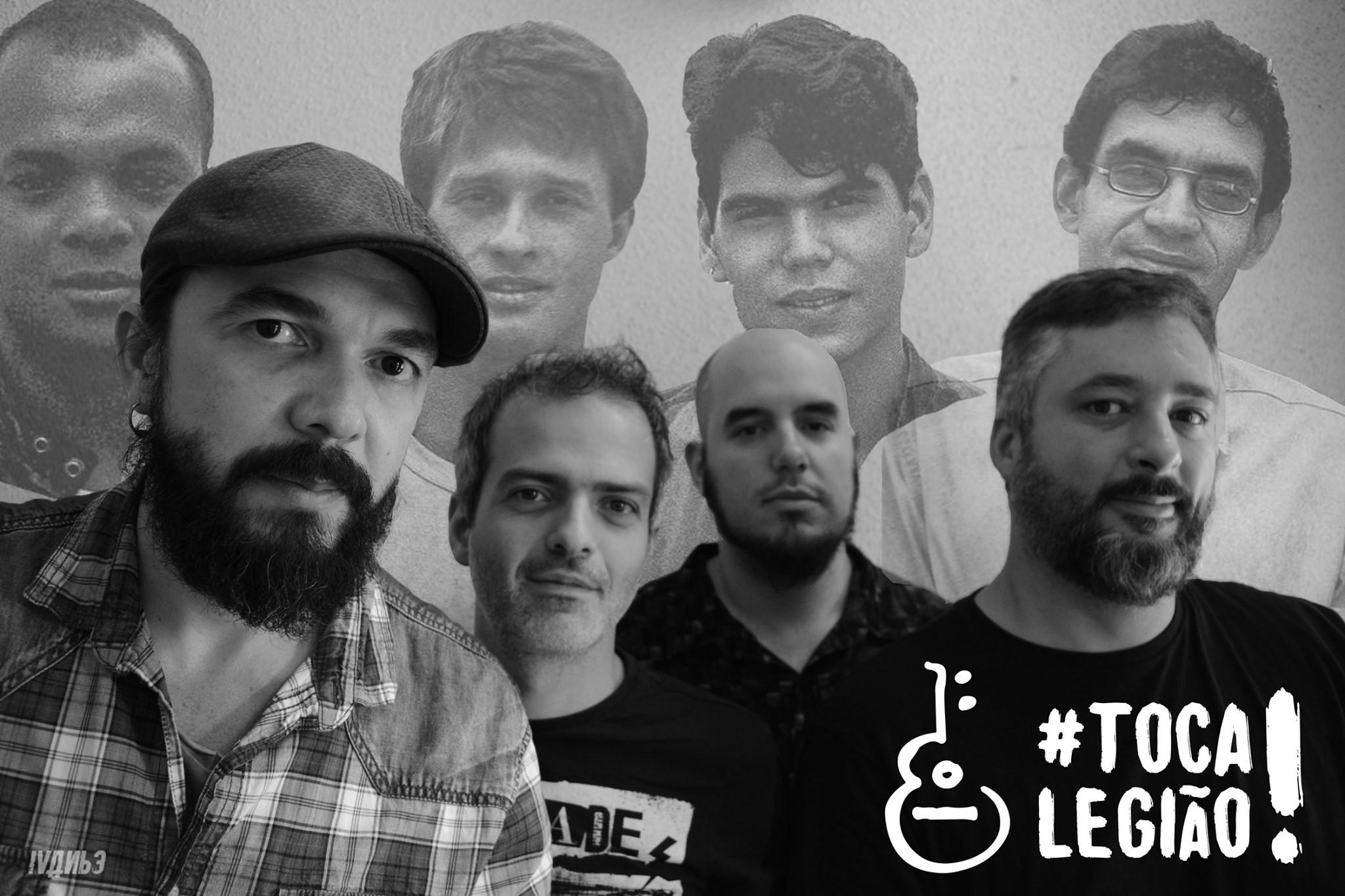 banda tributo a legiao urbana em madrid