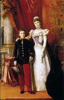 rei Afonso XIII de Espanha