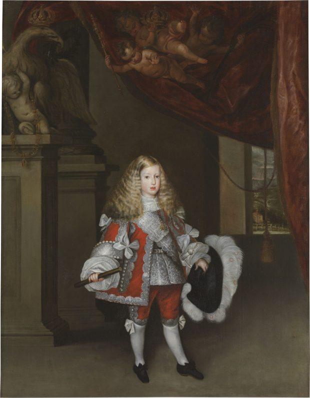 rei Carlos II de Espanha
