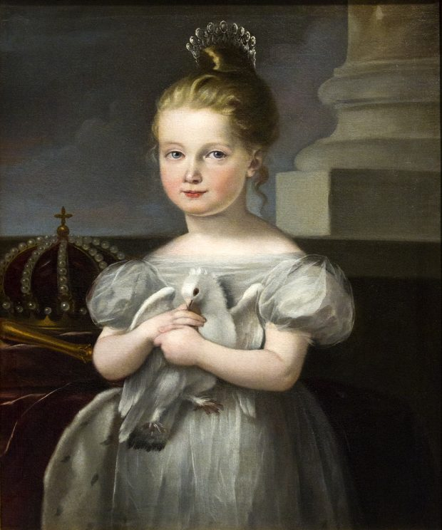 rainha Isabel II de Espanha