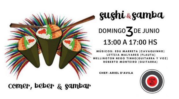 sushi e samba