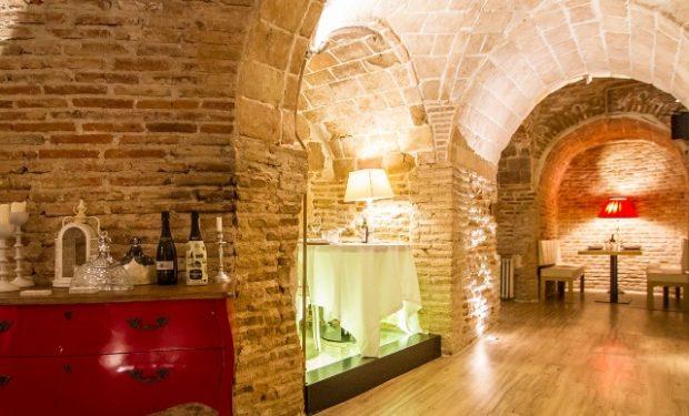 Restaurantes românticos em Madrid - Bodega Los Secretos