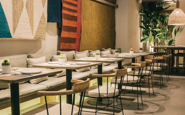 Restaurantes românticos em Madrid - Saona General Oraa