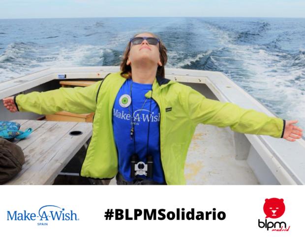 Campanha BLPM solidario