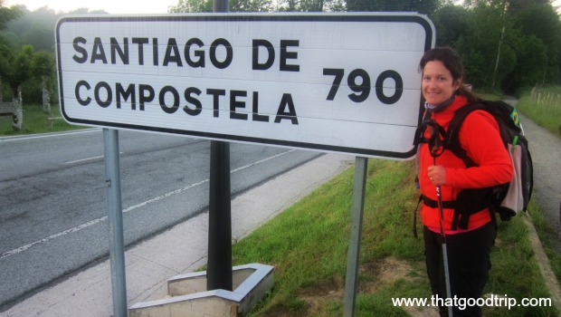 caminho de santiago - suzana Paquete